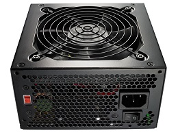 Блок питания Gigabyte ATX 600W GZ-EBS60N-C3,120mm fan,SATA*6