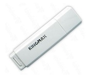 USB флеш Kingmax PD-07 32GB White