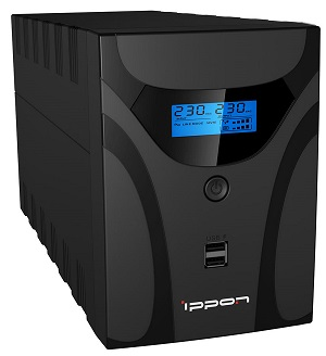 ИБП IPPON Smart Power Pro II Euro 1200 [1029740]
