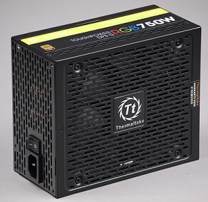 Блок питания THERMALTAKE Toughpower DPS G RGB,750Вт,140мм